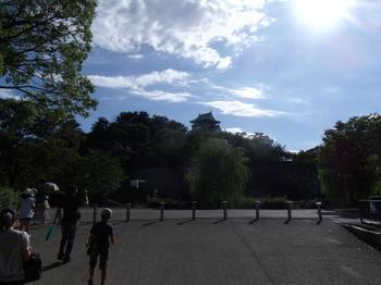 城内のお空.JPG